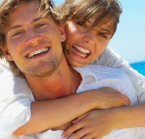 Couple is relieved after having their TMD problems fixed by a Carrollton dentist.